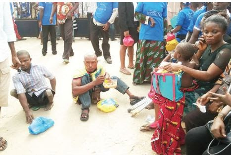 NSCDC men flog physically-challenged persons during A'Ibom event
