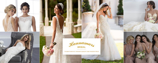 Hannamars – a Superior Bridal Shop in Peterborough