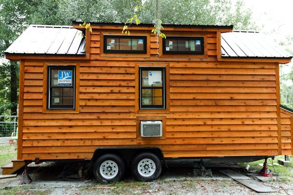 Tiny House Plans and Construction Book Sale with Dan Louche