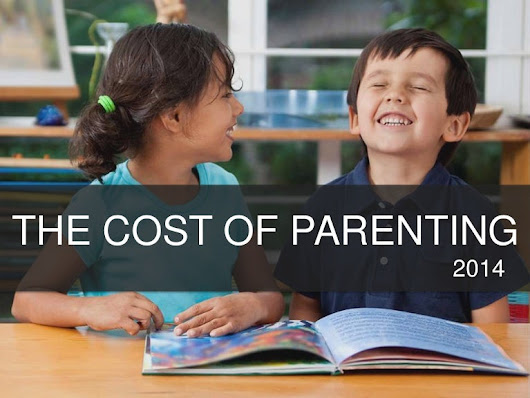 The Cost of Parenting 2014