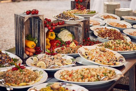 Catering for weddings and top class banqueting all over