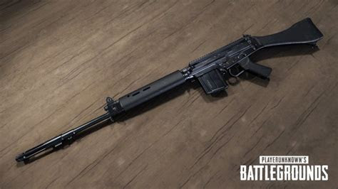 pubg patch adds  weapon rebalances guns
