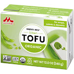 Mori-Nu Organic Silken Tofu - Soft | 12 oz Package
