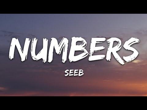 SeeB - Numbers (Lyrics) feat. Simon Jonasson