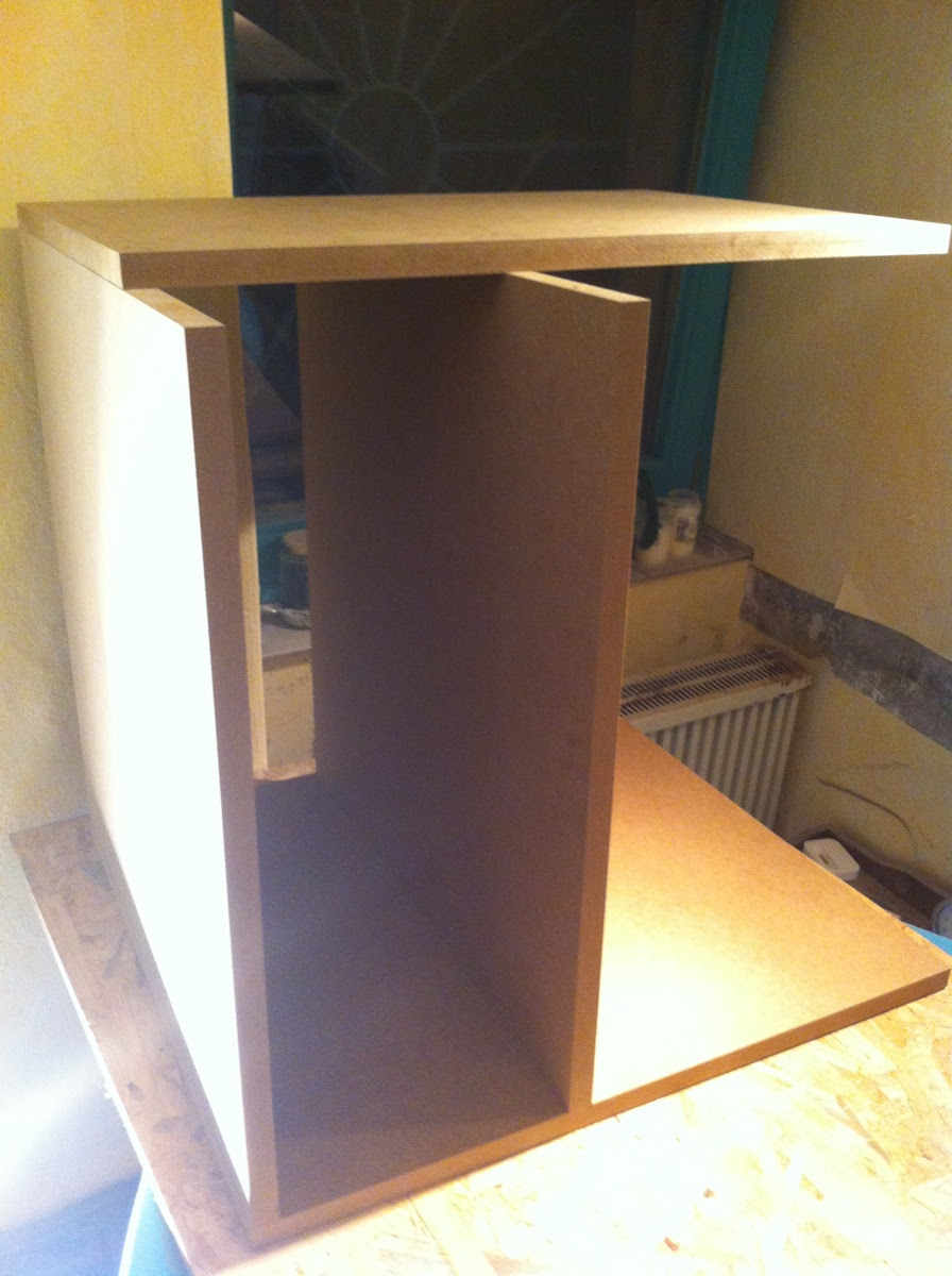 Bau eines Mikrowellenschranks - 1