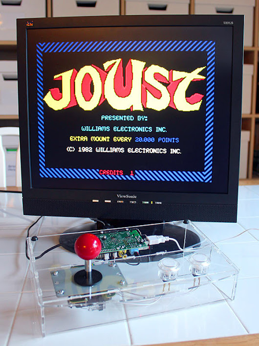 Overview | Retro Gaming with Raspberry Pi | Adafruit Learning System