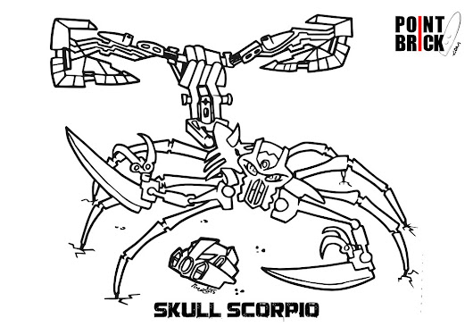 lego bionicle coloring page color mean chart splash