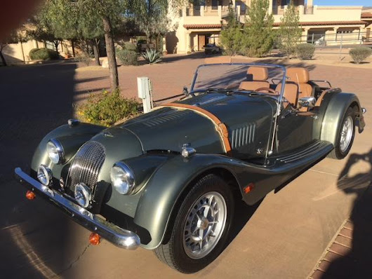 1998 Morgan Plus 8 (+8) (159AR02R1WS200993) : Registry : The Morgan Experience