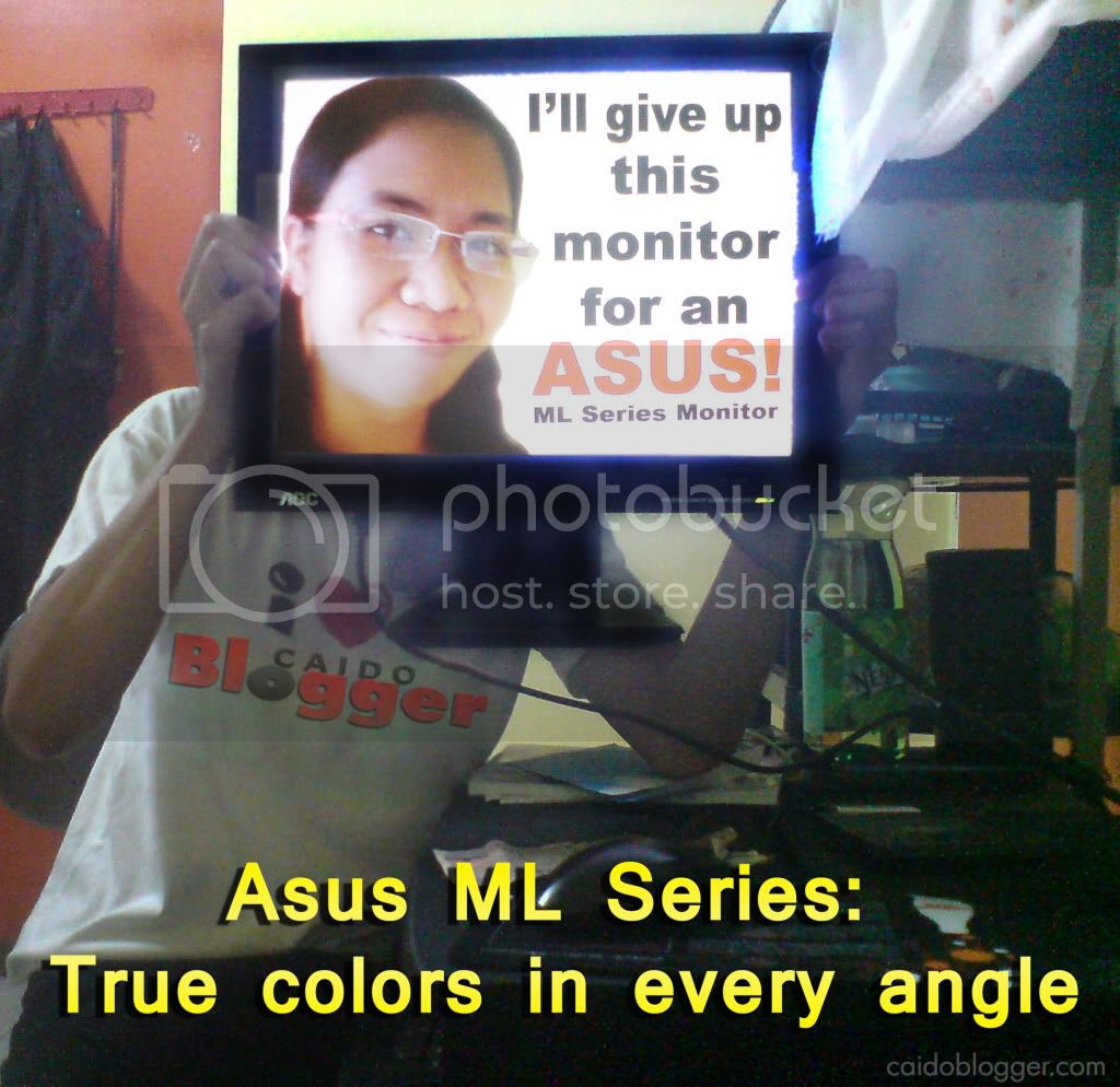 Asus ML Series: True Colors in Every Angle
