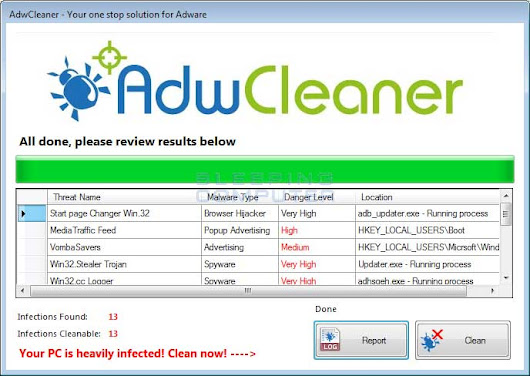 Fake AdwCleaner scareware generates thousands of dollars for scammers - News