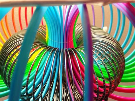 simple explanation  absolutely   slinky art