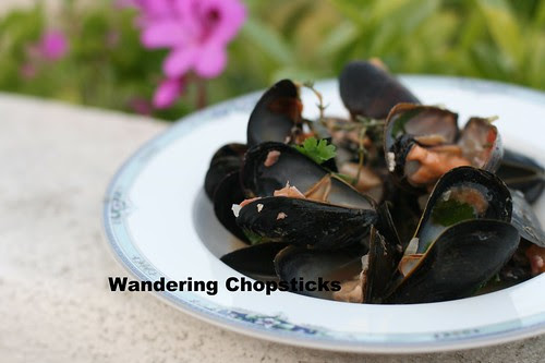 Moules Frites (Belgian Mussels with Fries) 11