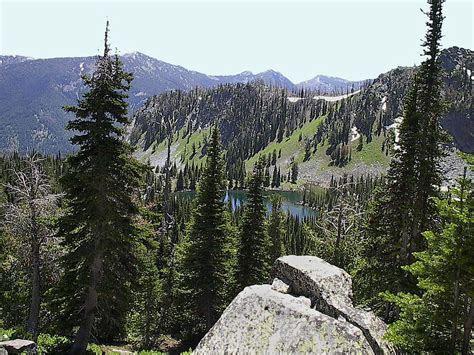 Windy Saddle, Heavens Gate Lookout   Idaho County Free Press