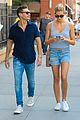 ryan seacrest shayna taylor couple up for nyc stroll 01