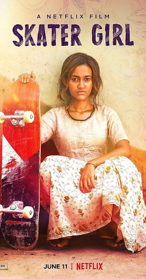 Skater Girl (2021) 480p 720p 1080p WebRip Hindi Full Movie