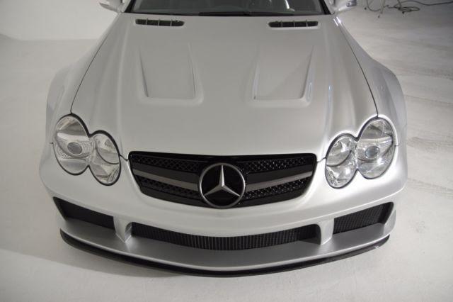 2005 Mercedes Sl500 Wide Body Custom Wdbsk75f95f095590