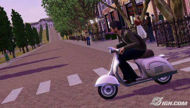 The Sims 3: World Adventures Screenshot