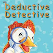 Review and Author Interview: Deductive Detective, by Brian Rock and Sherry Rogers (Illustrations)