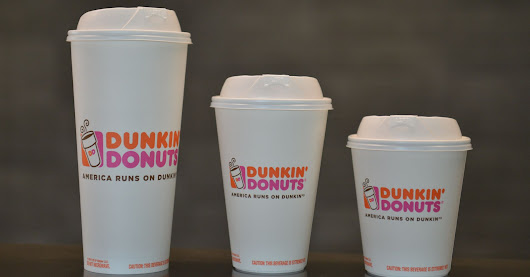 Dunkin' Donuts Plans To Finally Get Rid Of Foam Cups By 2020 | HuffPost