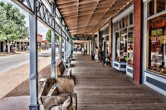Go on a Wild West Adventure in Tombstone, Arizona