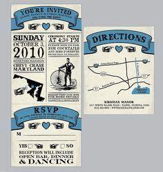 Movie Themed Wedding Invitations   convites   Pinterest