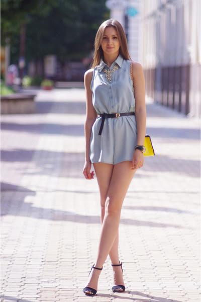 Yellow-oasap-bag-light-blue-glamorous-romper-gold-ziba-necklace_400