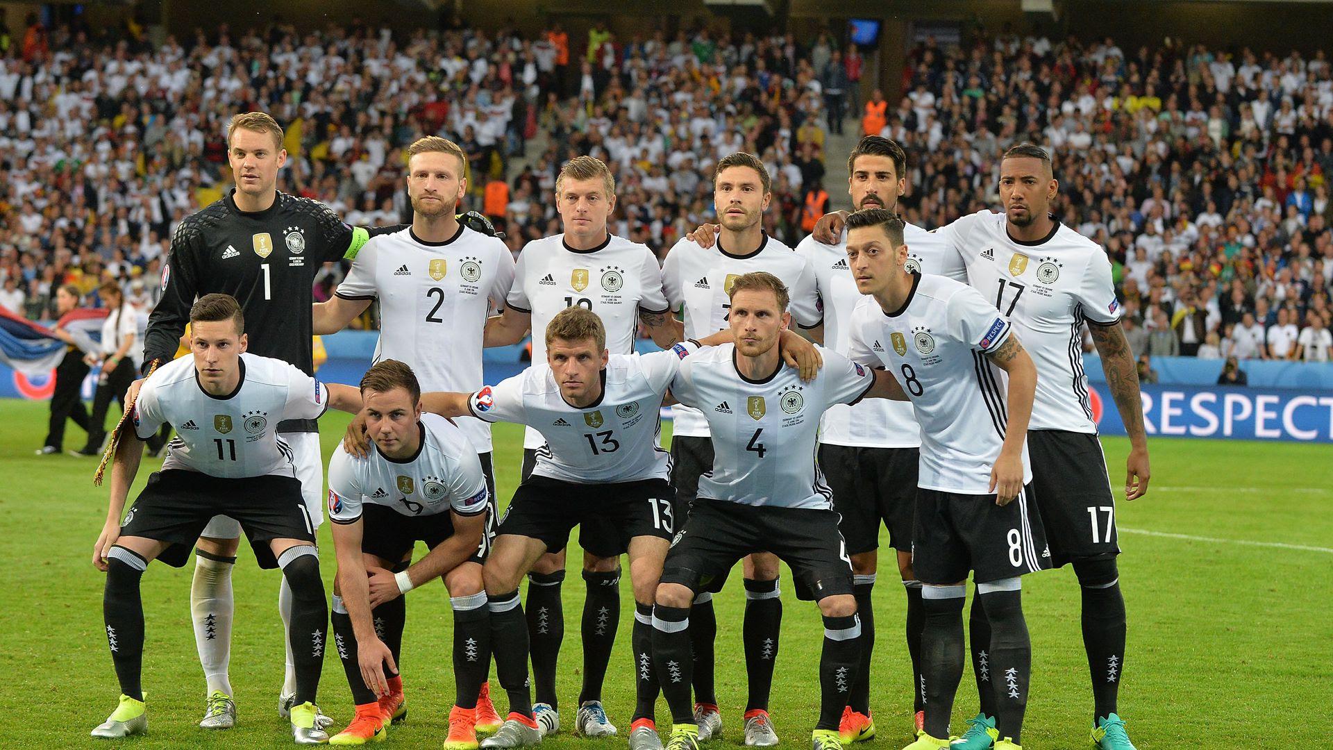 Deutsche Fussballnationalmannschaft