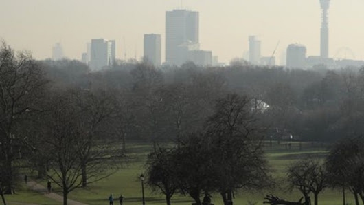 London's dirty air: How bad is it? - BBC News