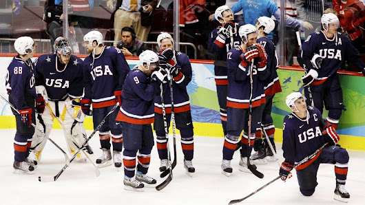 No progress in talks between NHL, Olympic officials on participation