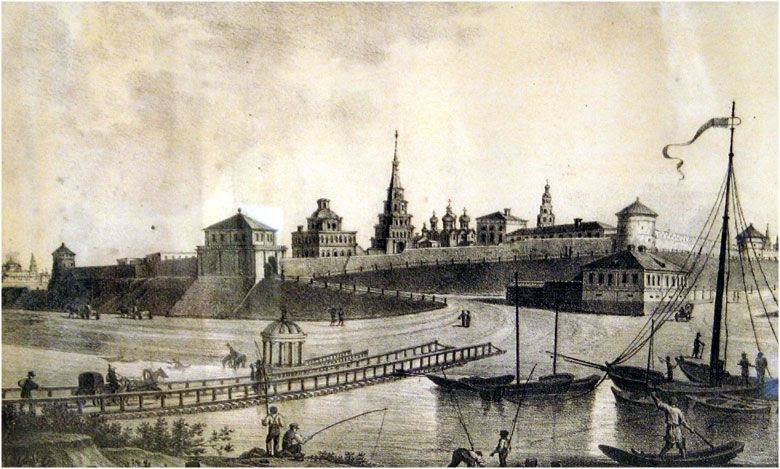 19thcentury001 42 Russian Cities In the XIX Century