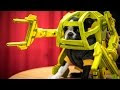 A Puppy In An Aliens Power Loader Suit - Video