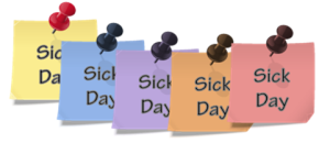When I Want to Use a Sick Day as a Vacation Day ...