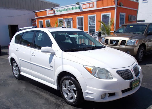 Used 2007 Pontiac Vibe Base for Sale in Glen Burnie MD 21061 Guaranteed Auto Sales