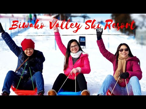 My First Winter : Biwako Valley Ski Resort