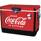 Koolatron Coca-Cola Classic 54L Ice Chest, Red
