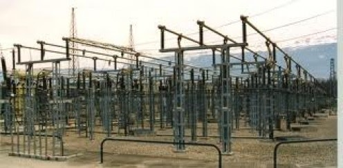 Basics of substation design main components of substation for Substation design