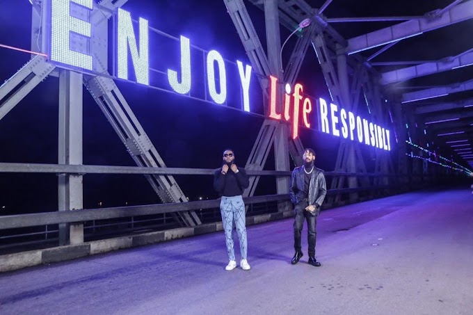 Phyno and Flavour Team Up To Release New Song 'Chop Life'