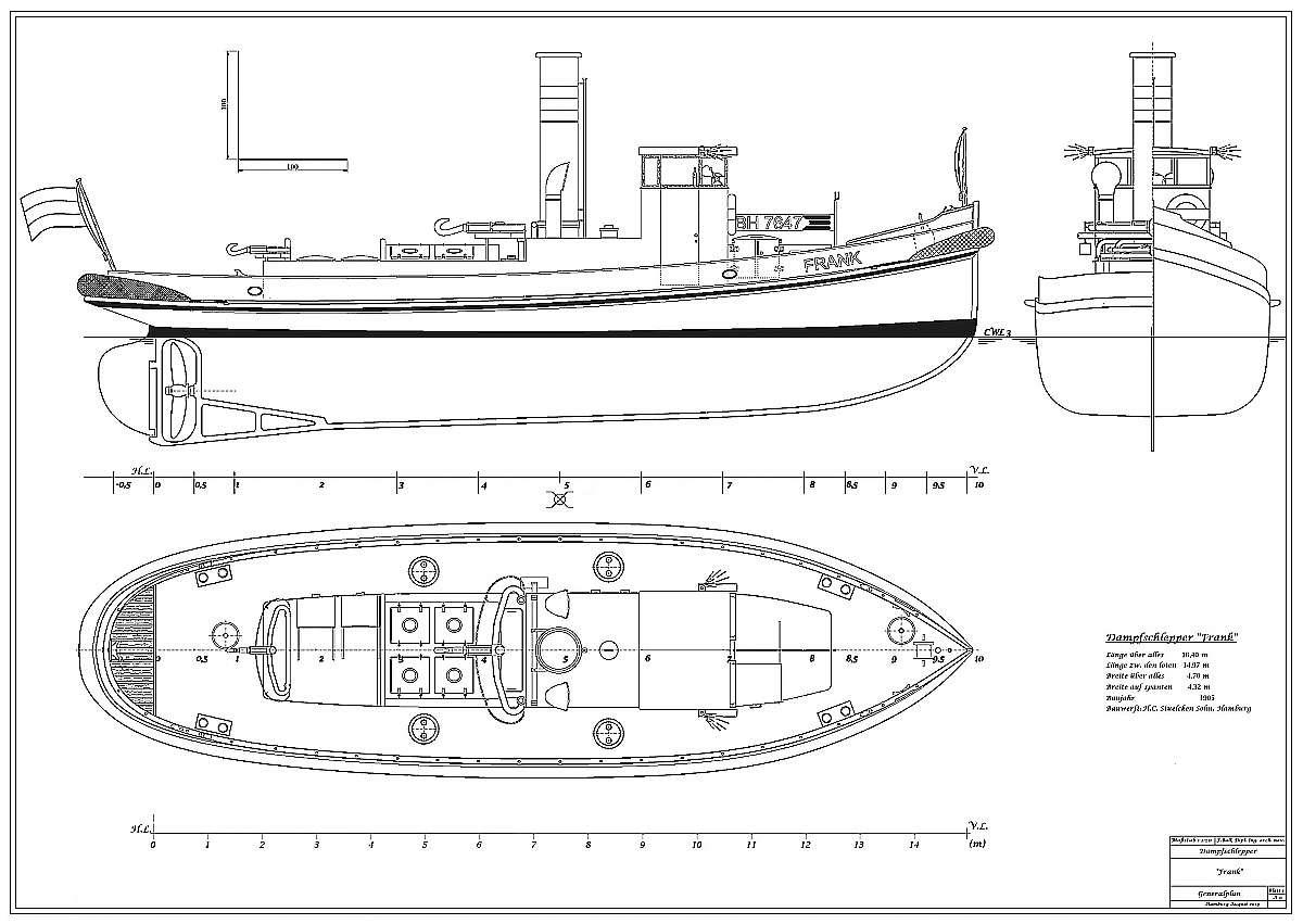 Boat Electronic Wiring Diagram