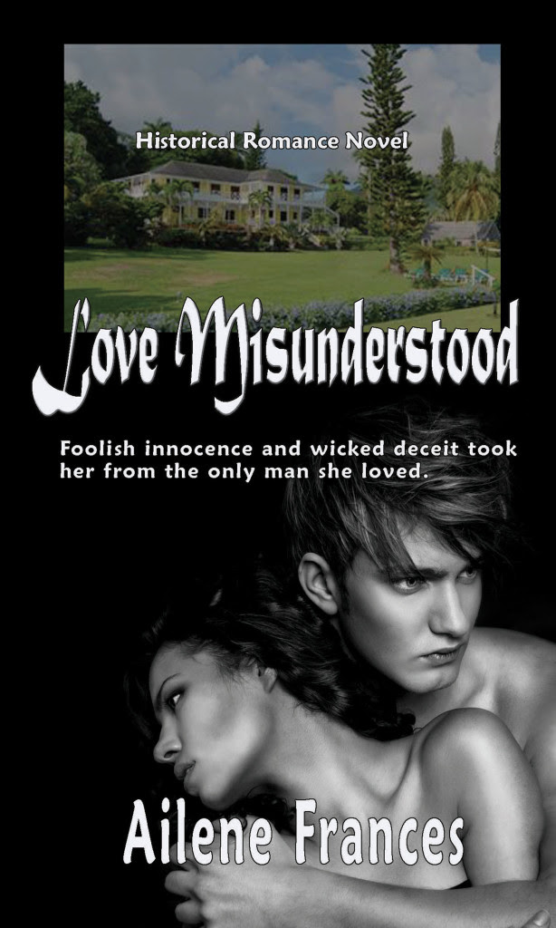 Love Misunderstood Cover #2 for kindle