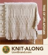 Tree of Life Knit-along badge