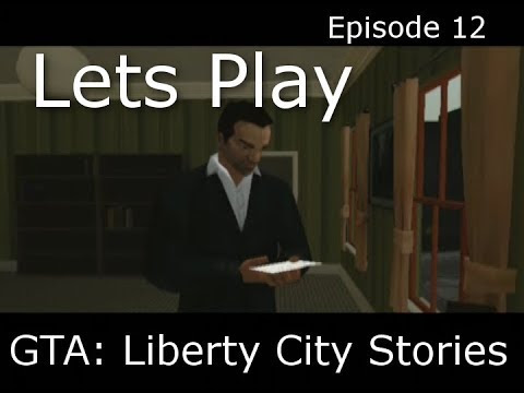 Lets Play: GTA Liberty City Stories Episode 12