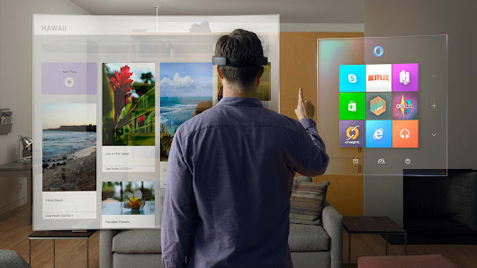 Microsoft's HoloLens will ship to developers 'within the next year'