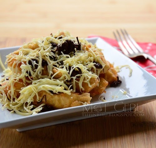 PISANG GORENG CHEESE.