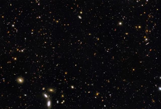 How Big Was The Universe At The Moment Of Its Creation?