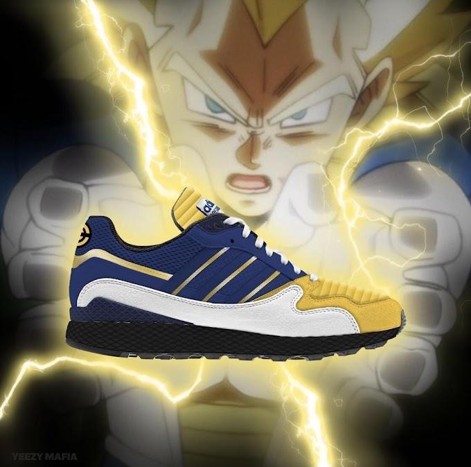 Anime Shoe Collabs