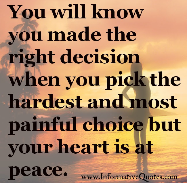 Quotes About Decision And Choices 54 Quotes