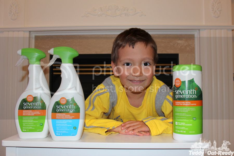 Seventh Generation Disinfecting Cleaners