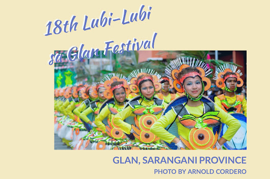 18th Lubi-Lubi Festival 2017 Schedule of Activities