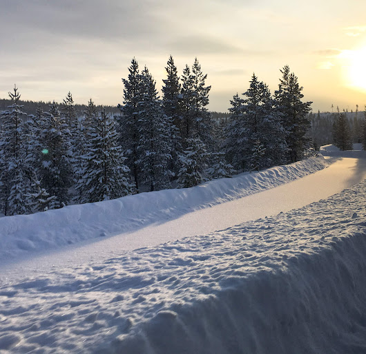 Meet 'White Hell,' the Arctic Test Track Where Winter Tires Come From