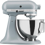 KitchenAid KSM96MF Ultra Power Plus 4.5 Quart 10-Speed Tilt-Head Stand Mixer, Matte Fog